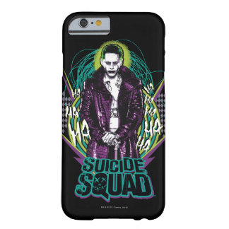 Suicide Squad | Joker Retro Rock Graphic Barely There iPhone 6 Case