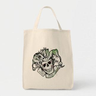 """Suicide Squad   Joker Skull """"All In"""" Tattoo Art"""