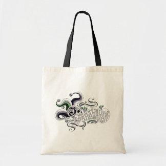 Suicide Squad | Joker Skull - Haha Budget Tote Bag