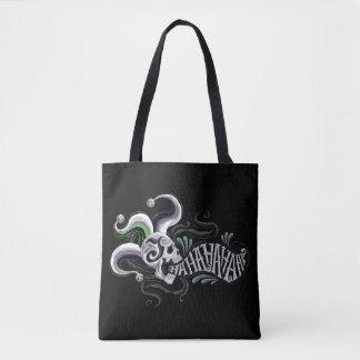 Suicide Squad   Joker Skull - Haha Tote Bag