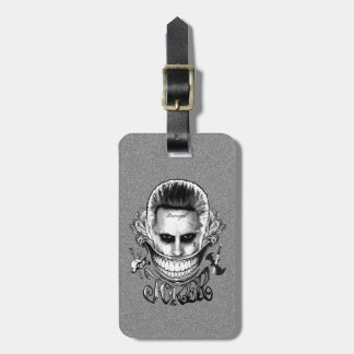 Suicide Squad | Joker Smile Luggage Tag