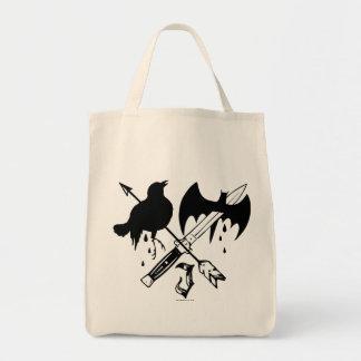 Suicide Squad | Joker Symbol Grocery Tote Bag