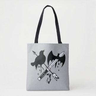 Suicide Squad | Joker Symbol Tote Bag