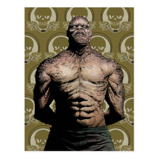 Suicide Squad | Killer Croc Comic Book Art Postcard