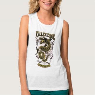 Suicide Squad | Killer Croc Tattoo Singlet