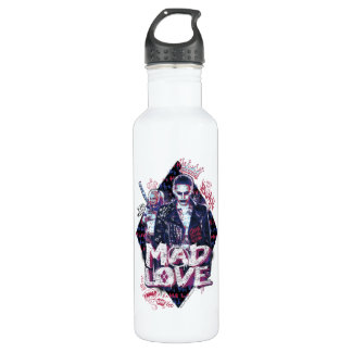 Suicide Squad | Mad Love 710 Ml Water Bottle