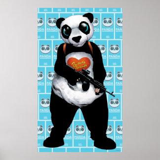 Suicide Squad | Panda Poster