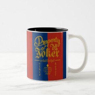 Suicide Squad   Puddin Freaky Two-Tone Coffee Mug
