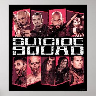 Suicide Squad | Task Force X Group Emblem Poster