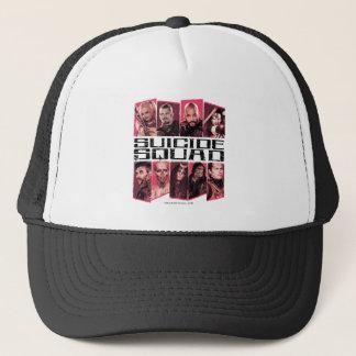 Suicide Squad | Task Force X Group Emblem Trucker Hat
