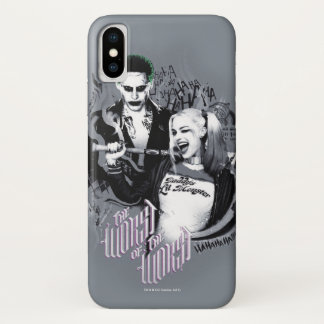 Suicide Squad   The Worst of The Worst iPhone X Case