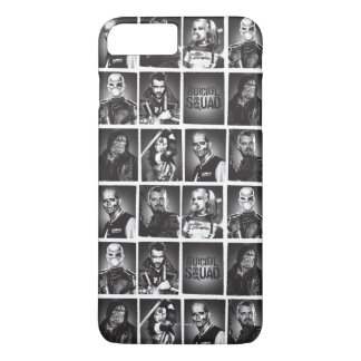 Suicide Squad | Yearbook Pattern iPhone 7 Plus Case
