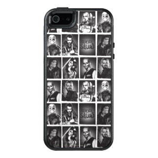 Suicide Squad | Yearbook Pattern OtterBox iPhone 5/5s/SE Case