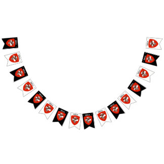 Suisse Party Bunting Banner