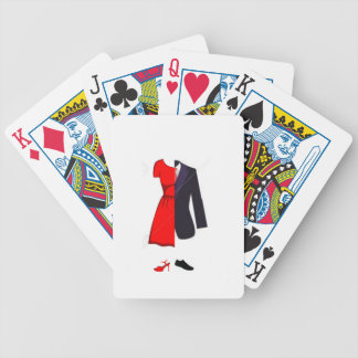 suit and tie poker cards