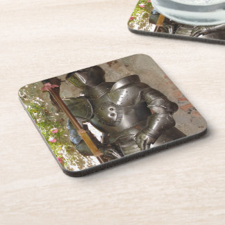Suit of Armor Drink Coasters