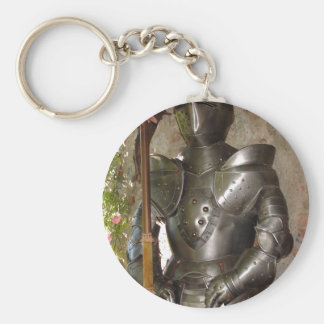 Suit of Armor Keychain
