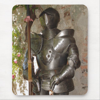 Suit of Armor Mousepads