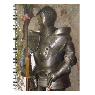Suit of Armor Note Books