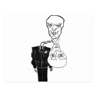Suit Postcard
