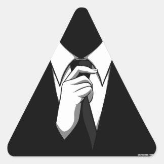 Suit Sticker