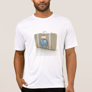 Suitcase For Travel Mens Active Tee