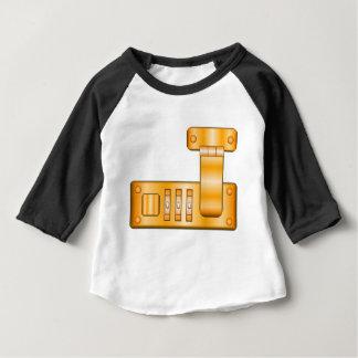 Suitcase Lock Baby T-Shirt