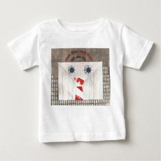 Suitcase Man Baby T-Shirt