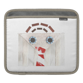 Suitcase Man I-Pad Sleeve