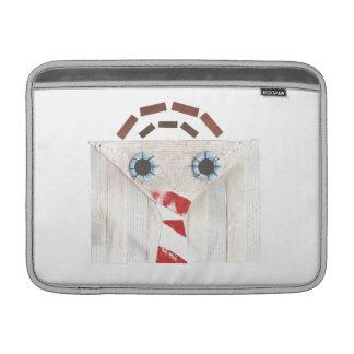 Suitcase Man Macbook Air Sleeve