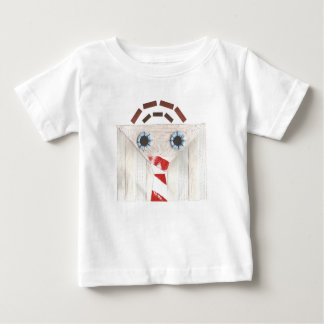 Suitcase Man No Background Baby T-Shirt