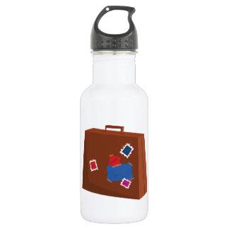 Suitcase 532 Ml Water Bottle