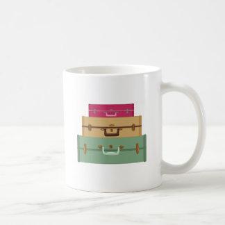 Suitcases Coffee Mug