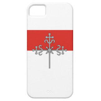 Suiti Flag Latvia Catholic community symbol iPhone 5 Cover