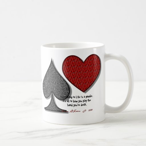 Suits Mug