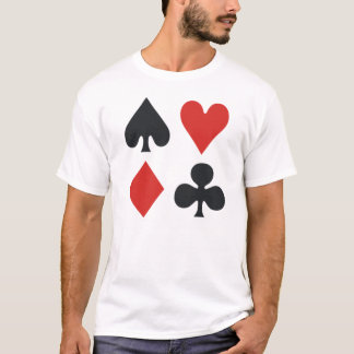 Suits of the Deck T-Shirt