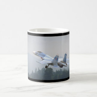 Sukhoi SU-27 'Flanker_Aviation Photograp II Coffee Mug