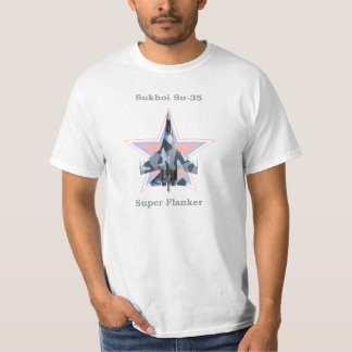 "Sukhoi Super Su-35 Flanker ""902 "" T-Shirt"