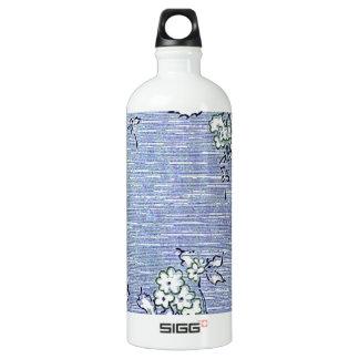 """Suki"" Vintage Wall Paper SIGG Traveller 1.0L Water Bottle"