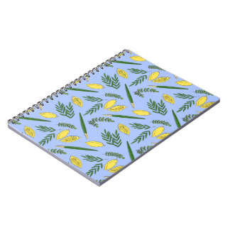 Sukkot Four Species Notebook