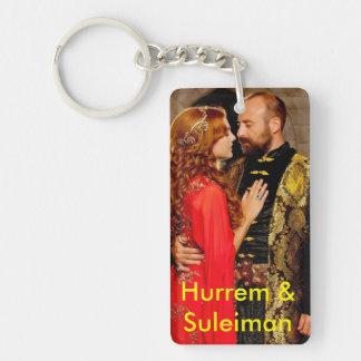 Suleiman El Gran Sultan Key Ring