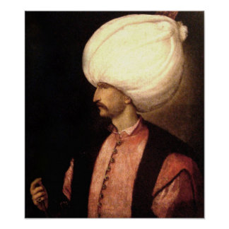 Suleiman the Magnificent Poster