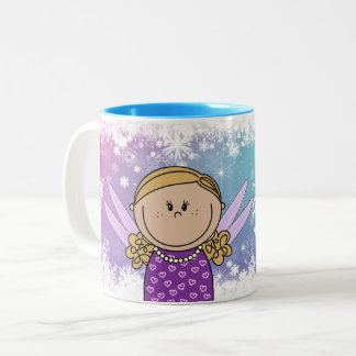 Sulk - princesses sulk with own name - Heidy Two-Tone Coffee Mug