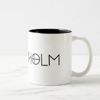 Sulk Stockholm Two-Tone Coffee Mug