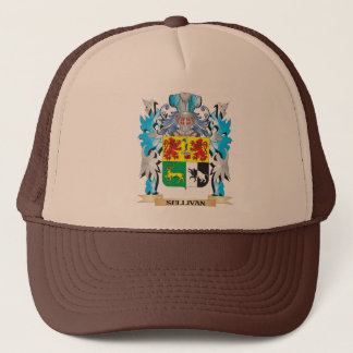 Sullivan Coat of Arms - Family Crest Trucker Hat