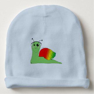 Sullivan la Snail loves music: Reggae Baby Beanie