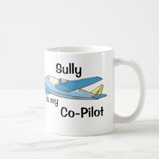 Sully Is My Co-Pilot Coffee Mug