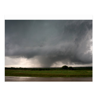 Sulphur, Oklahoma EF3 Tornado Postcard