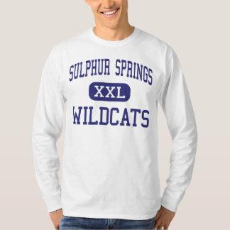 Sulphur Springs Wildcats Sulphur Springs T-Shirt