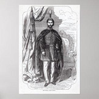 Sultan Abdul Medjid Poster